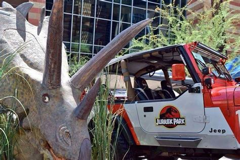 jurassic world jeep ebay find jurassic park themed jeep wrangler yj