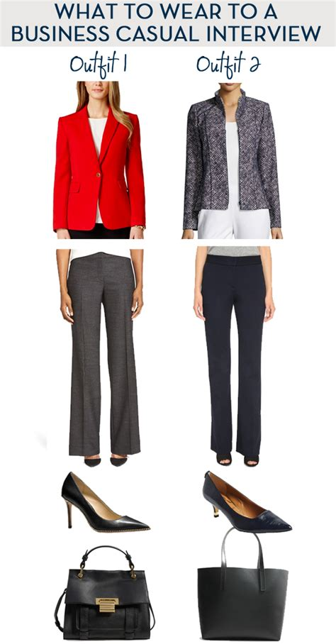 what to wear to a business casual