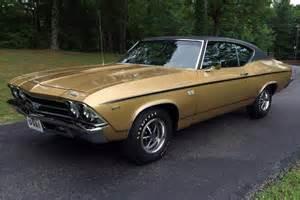 1969 Chevrolet Chevelle 1969 Chevrolet Chevelle 185532