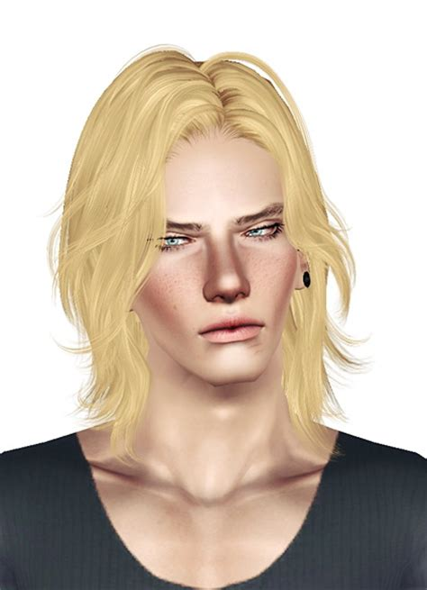 newsea s chain reaction hairstyle retextured by jas sims