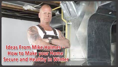 ideas from mike how to make your home secure and