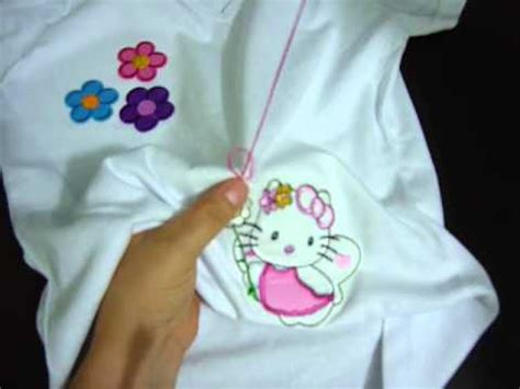 decoracion camisetas infantiles como decorar camiseta f 225 cilmente crafts in blouses