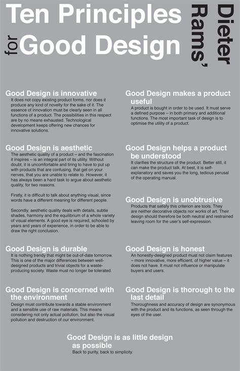 label design principles apple the principle of good degisn techblog beta