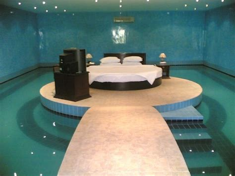 pool beds pool bed places and spaces