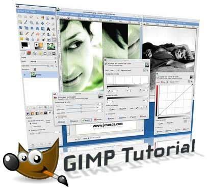 tutorial software gimp mejorar im 225 genes en gimp todotutoriales