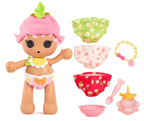 doll babies lalaloopsy babies blossom flowerpot doll