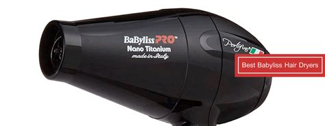 Hair Dryer Reviews Babyliss 10 best babyliss hair dryers 2018 detailed review cruckers