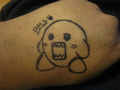 domo tattoos top kirby drawings images for pinterest tattoos