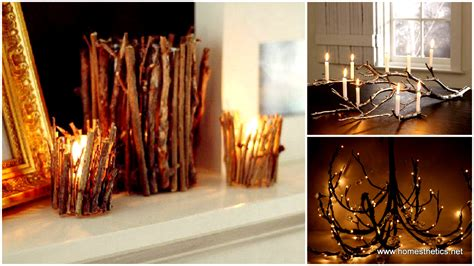 Diy Home Decorations Ideas 18 creative craft ideas how to use tree branches