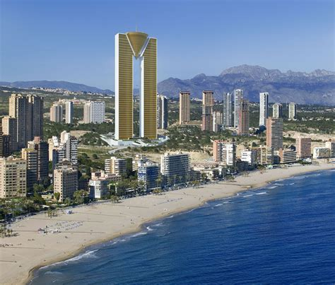 appartments in benidorm intempo tower luxury apartment for sale in benidorm with new discounted prices