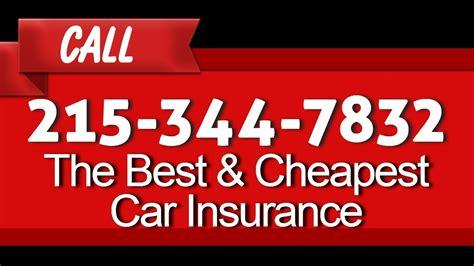 Auto Insurance Philadelphia Pa - cheap car insurance in philadelphia cheapest car