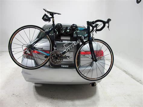 Bike Rack For Honda Accord by Trunk Bike Rack Etrailer
