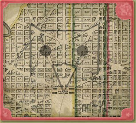 washington dc map owl snippits and snappits freemasons and washington dc