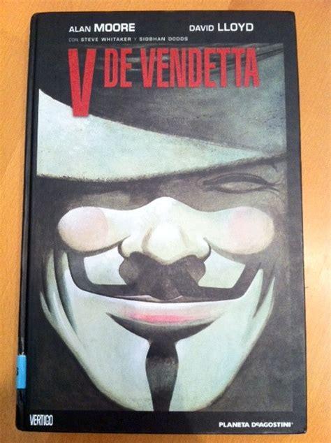 libro v for vendetta v de vendetta de alan moore leemaslibros