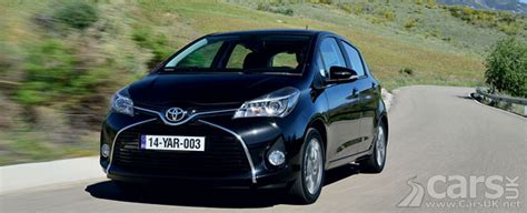 New Toyota Yaris Facelift Price Spec Costs From 163