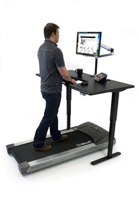 buy the best treadmill desks desk treadmills imovr
