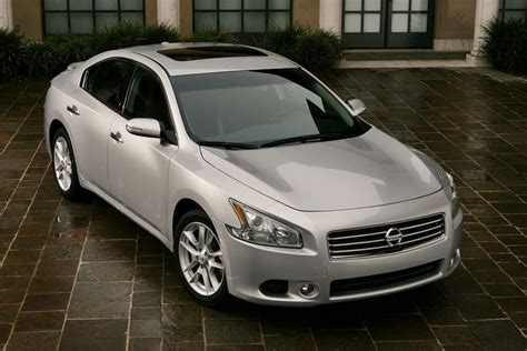 2011 nissan maxima price mpg review specs pictures