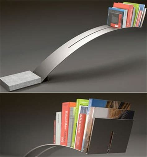 31 contemporary creative book shelves modern