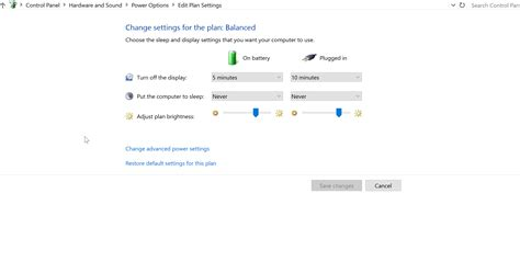 Asus Laptop Cursor Windows 10 brightness issue when mouse the link in windows settings user