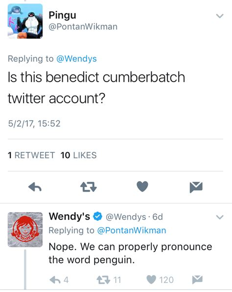 How To Pronounce Meme In French - properly pronounce penguin wendys know your meme