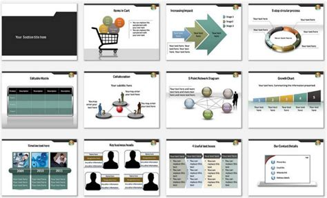 Powerpoint Software Analysis Template Software Presentation Template Powerpoint