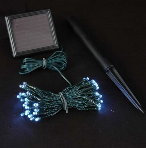 Solar Power For Lights Solar Powered Lights Novelty Light Inc
