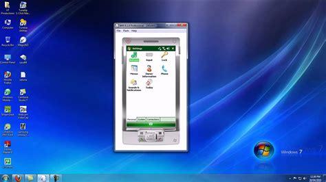 windows mobile emulator windows mobile 6 1 4 emulator