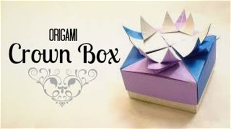 Origami Puzzle Box - origami puzzle box woodworking projects plans