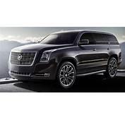 Future Cars GMs Upcoming 2014 Cadillac Escalade Luxury SUV
