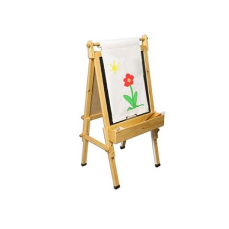 easels for toddlers fundamental s children s easel adjustable wooden easels