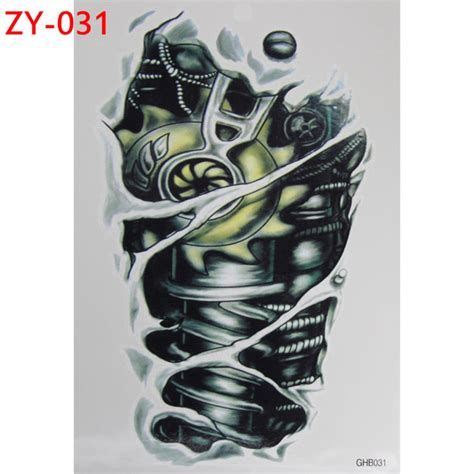 tattoo biomechanical di lengan turbin lengan mekanik flash tatouage tato tato keren