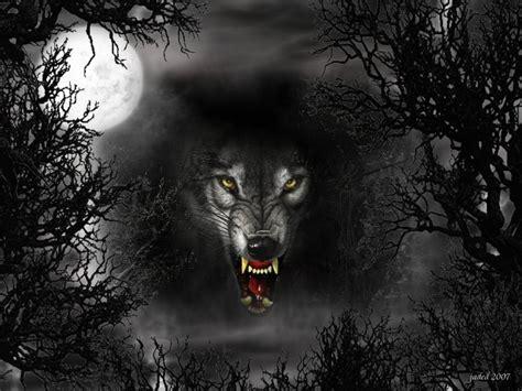 night wolf by blackgoblinking on deviantart