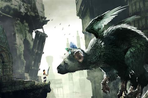 The Last the last guardian
