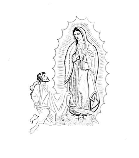 dibujos cat licos juan diego y la virgen de guadalupe dibujos cat 243 licos diciembre 2012