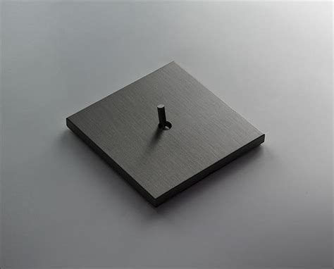 Tia Grey Bronze Toggle   Luxury Light Switches   Livinghouse