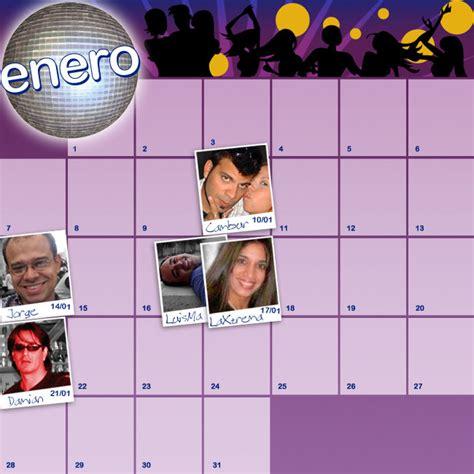 Calendario Enero 2007 Calendario Bloguero 2007 El Especialista