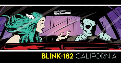 home blink 182 new album on tour now
