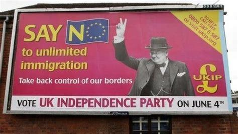 ukip printable poster bbc news the history of ukip