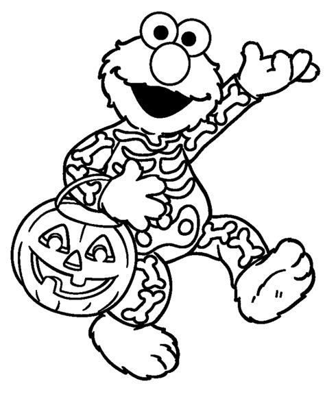 halloween color book pictures elmo halloween coloring pages other kids coloring