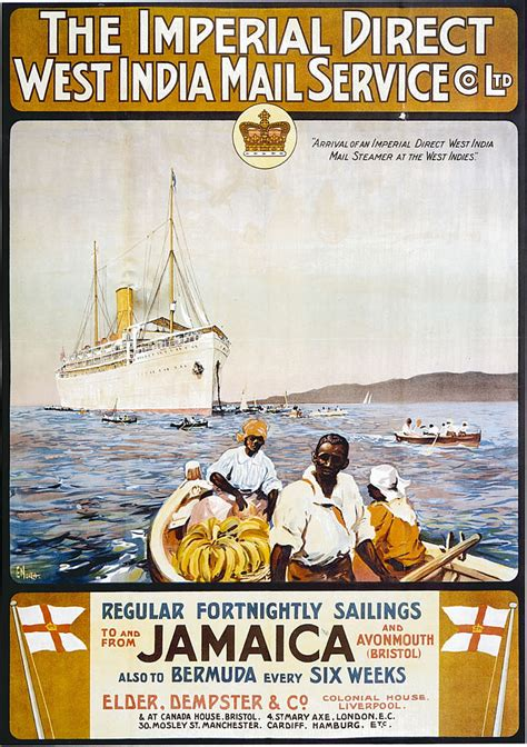 buy a boat jamaica jamaica vintage european fine art posters