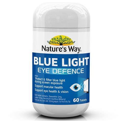 Jaket Way Blue Light buy nature s way blue light eye defence 60 tablets at chemist warehouse 174