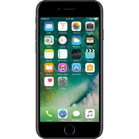 Iphone 7 Reconditionné Vandenborre by Apple Iphone 7 Black 32gb Chez Vanden Borre Comparez Et Achetez Facilement