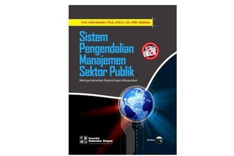 sistem pengendalian manajemen sektor publik dunia buku