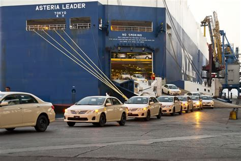 Car Shipping Ports by How Innovative Technologies In Ships Impact Baltic