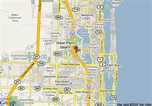 map of hawthorn suites west palm west palm