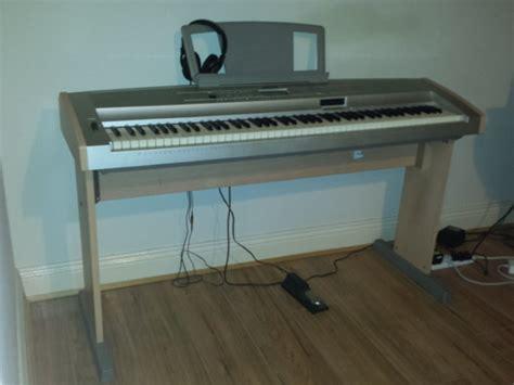 Keyboard Yamaha Portable Grand yamaha dgx 500 portable grand 88 key piano keyboard for
