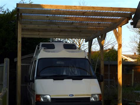 Single Carport by Single Lean To Or Freestanding Timber Carport