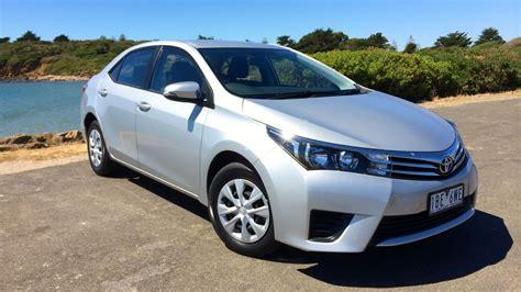 Toyota Corolla Reviews 2014 Toyota Corolla Sedan Review Caradvice