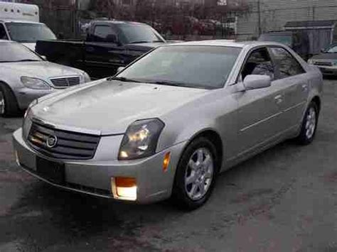 2005 cadillac cts gas mileage find used 2005 cadillac cts base sedan 4 door 3 6l in