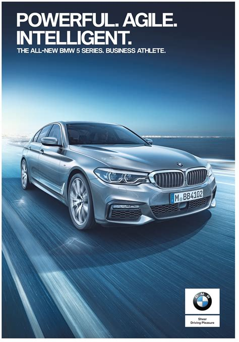 car ads 2017 bmw car powerful agile and intelligent ad advert gallery